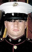 Marine Sgt. Shane  Folmar
