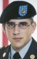 Army Sgt. Joshua A. Ford