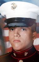 Marine Lance Cpl. Michael L. Ford