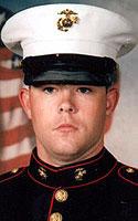 Marine Lance Cpl. Travis A. Fox