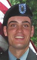 Army 1st Lt. David M. Fraser