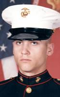 Marine Pfc. Steven W. Freund