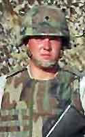 Army Spc. Luke P. Frist