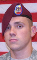 Army Spc. Timothy A. Fulkerson
