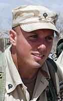 Army Spc. Chad C. Fuller