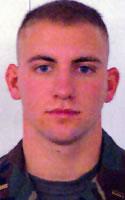 Marine 1st Lt. Travis J. Fuller