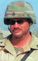 Army Sgt. 1st Class Dan H. Gabrielson