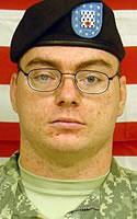 Army Spc. Shawn D. Gajdos