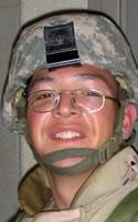 Army Spc. J. Adan  Garcia