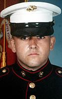 Marine Lance Cpl. Derek L. Gardner