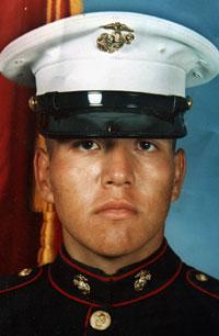 Marine Cpl. Jose A. Garibay