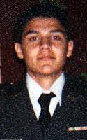 Army Pfc. Damian J. Garza