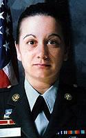 Army Sgt. Cari Anne Gasiewicz