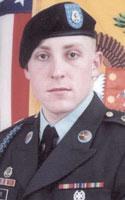 Army Cpl. Wayne M. Geiger