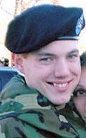 Maine Army National Guard Spc. Christopher D. Gelineau