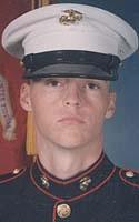 Marine Lance Cpl. Phillip C. George