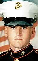 Marine Cpl. Albert P. Gettings