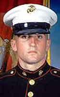 Marine Lance Cpl. Cory Ryan Geurin