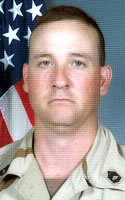 Army Sgt. 1st Class Todd C. Gibbs