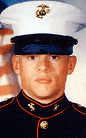 Marine Cpl. Timothy M. Gibson