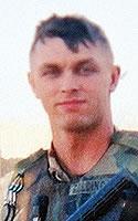 Army Sgt. Nicholes D. Golding