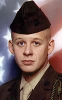 Marine Lance Cpl. Shane L. Goldman