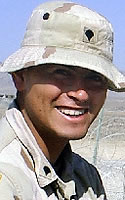 Army Cpl. Billy  Gomez