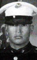 Marine Lance Cpl. Benjamin R. Gonzalez