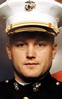 Marine Capt. Lyle L. Gordon