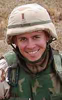 Army 2nd Lt. Jeffrey C. Graham