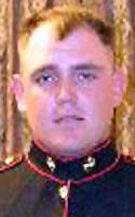 Marine Lance Cpl. Lance T. Graham