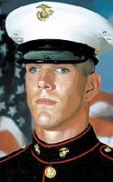 Marine Pfc. Robert A. Guy