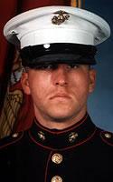 Marine Lance Cpl. Michael J. Halal