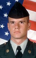Army Pvt. Jesse M. Halling