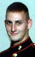 Marine Cpl. Nathaniel T. Hammond