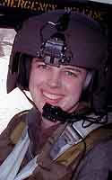 Army Capt. Kimberly N. Hampton
