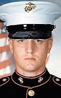 Marine Lance Cpl. Michael W. Hanks