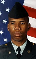 Army Pfc. Torry D. Harris