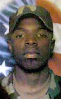 Army Pfc. Leroy  Harris-Kelly