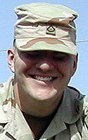 Army Pfc. George D. Harrison