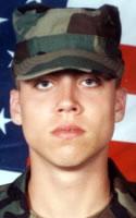 Army Spc. Adam J. Harting