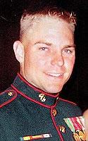 Marine Cpl. Matthew C. Henderson