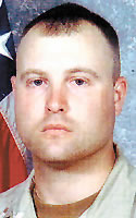 Army Staff Sgt. Jason R. Hendrix