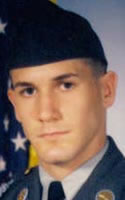 Army Sgt. 1st Class Richard J. Henkes II