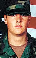 Army Pfc. Clayton W. Henson