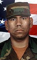 Army Spc. Armando  Hernandez