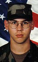 Army Spc. Stephen D. Hiller
