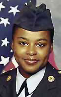 Army Sgt. Keicia M. Hines