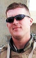 Marine Sgt. Justin F. Hoffman