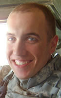 Army Spc. Matthew J. Holley